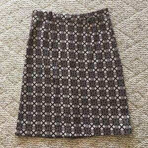 Vintage Button-up Queen Casuals Skirt 13-14